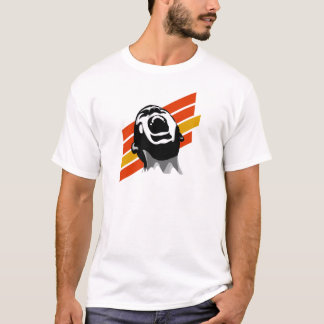 Scream stripes T-Shirt