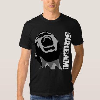 scream! t-shirt