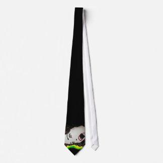 'Scream' Tie