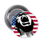 Scream USA Pin