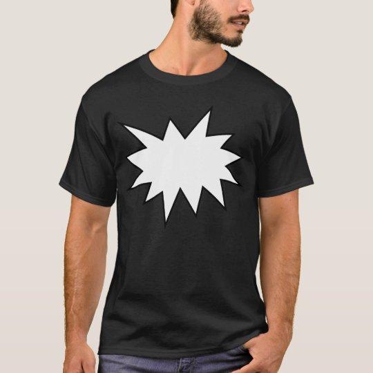 screambubble02whiteondark01 T-Shirt