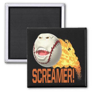 Screamer Fridge Magnets