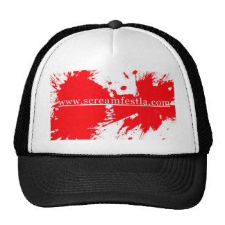 Screamfest Bloody Hat