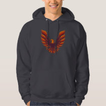 Screamin Eagle 2 Distressed Hoodie