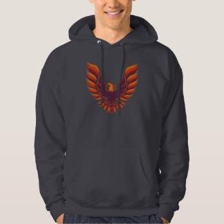 Screamin Eagle 2 Distressed Hoodie