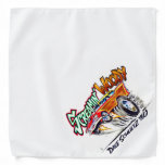 Screamin' Woody Bandana - Kerchief Diagonal