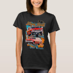 Screamin' Woody Front Graphic T-Shirt