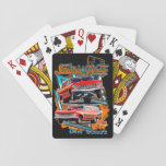 Screamin' Woody - Image Back Playing Cards
