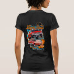 Screamin' Woody - Image Back T-Shirt