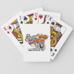 Screamin' Woody Playing Cards