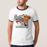 Screamin' Woody Ringer Shirt