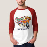 Screamin' Woody Softball Jersey T-Shirt