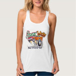 Screamin' Woody Woman's Tank
