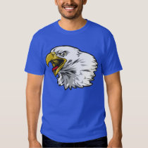 Screaming Bald Eagle Shirt