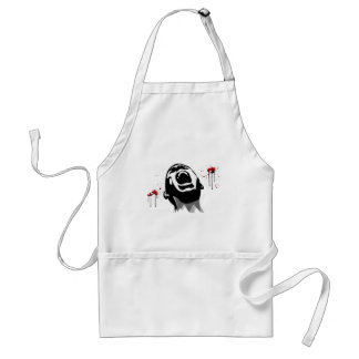 Screaming blood aprons