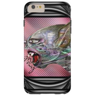 Screaming Demon Personalize 6/6s Tough iPhone 6 Plus Case