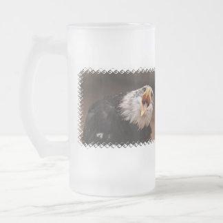 Screaming Eagle Frosted Mug