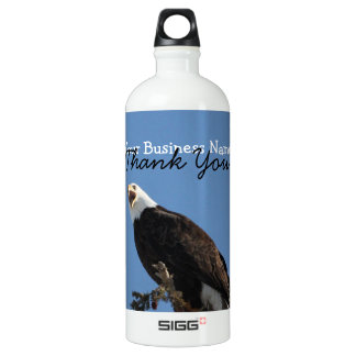 Screaming Eagle; Promotional Aluminum Water Bottle