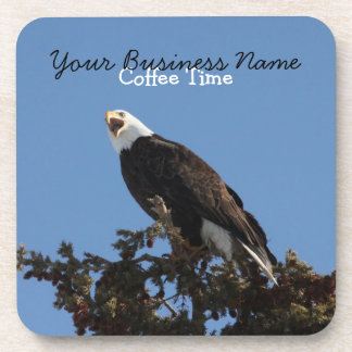 Screaming Eagle; Promotional Coaster