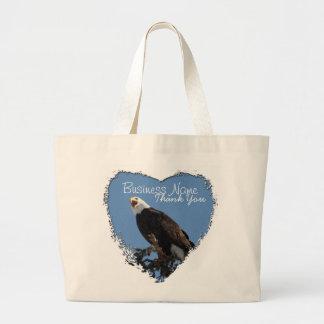 Screaming Eagle; Promotional Large Tote Bag