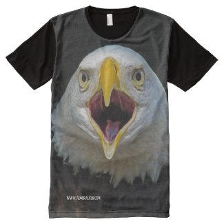 Screaming Eagle Shirt! All-Over-Print Shirt