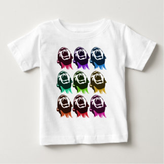 Screaming faces baby T-Shirt