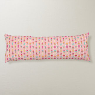 Screaming for Ice Cream Body Pillow