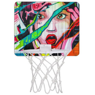 Mini Basketball Hoops Zazzle