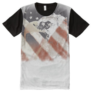 screaming glory All-Over print t-shirt