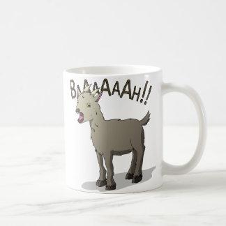 Screaming Goat Doodle Noodle Designs Coffee Mug