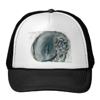 Screaming Grey Hat