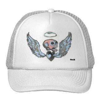 Screaming Heart Trucker Hat