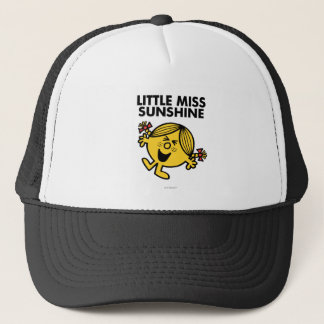 Screaming Little Miss Sunshine Trucker Hat