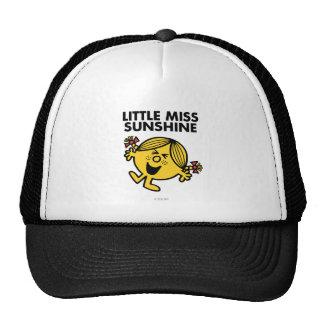 Screaming Little Miss Sunshine Trucker Hat
