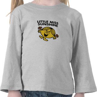 Screaming Little Miss Sunshine T Shirt