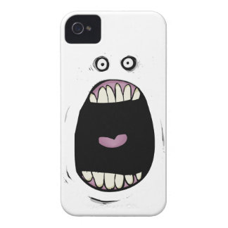 Screaming Monster iPhone 4 Case