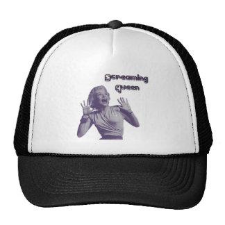 Screaming Queen Trucker Hat