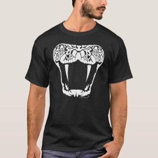 Screaming Rattlesnake Head T-Shirt