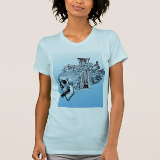 screaming skull T-Shirt