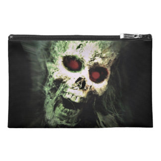 SCREAMING (skull) ~ Travel Accessory Bags