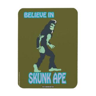 SCREAMING SOUP! Believe in Skunk Ape Magnet