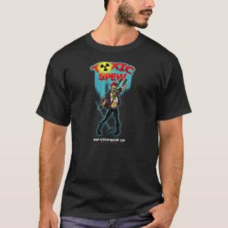 SCREAMING SOUP! Deadbeat's Toxic Spew T-Shirt