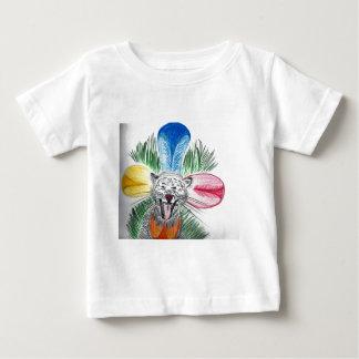 Screaming Tiger Baby T-Shirt