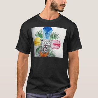 Screaming Tiger T-Shirt