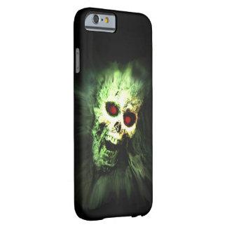 Screaming Zombie Skull Halloween iPhone 6 Case