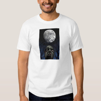 screaming zombie T-Shirt