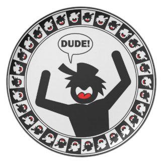 Screamnjimmy Logo PLate 3