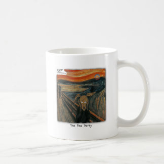 ScreamParty-1 Coffee Mug