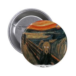 ScreamParty-1 Pinback Button
