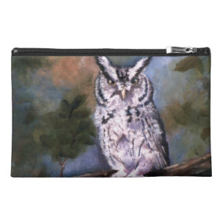 Screech Owl Bagettes Bag Travel Accessories Bag